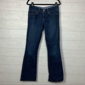 Gap 1969 Perfect Boot Cut Jeans 29/8 Long Denim